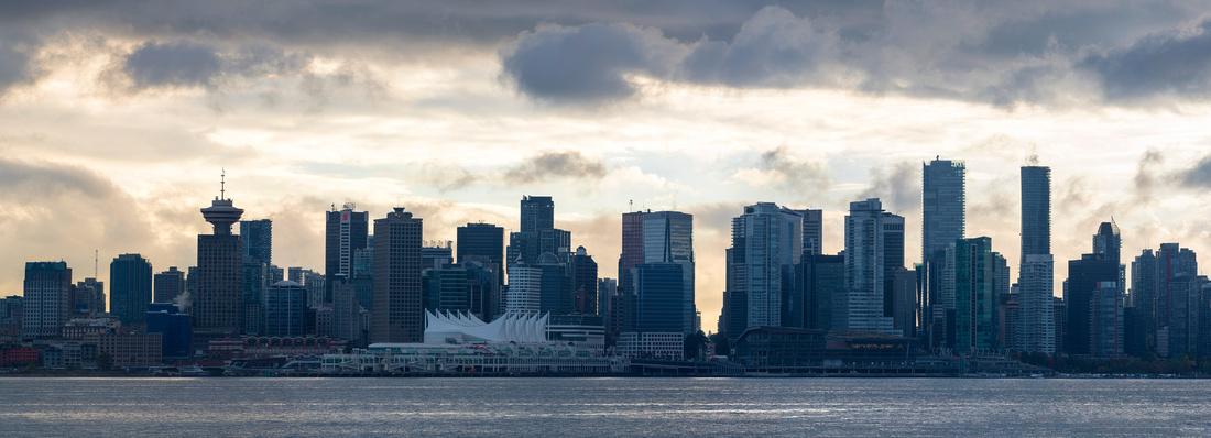 Vancouver Storm Skies