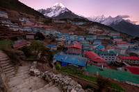 Namche Streets